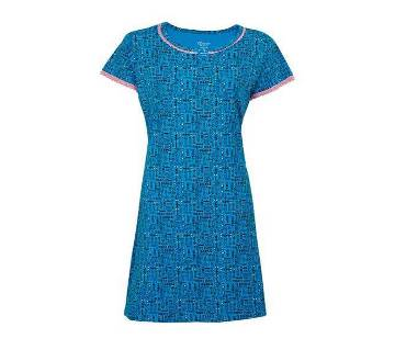 Winner Ladies Tops - 43596 - BLUE AOP