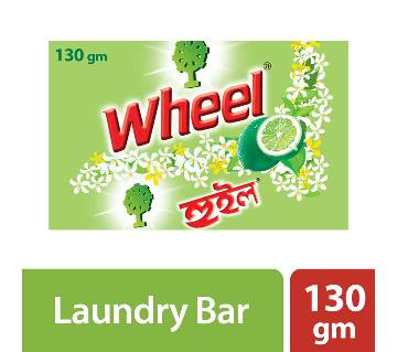 Wheel Laundry Bar - 130g
