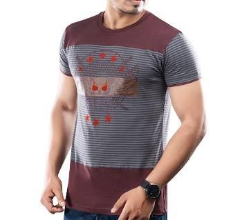 Winner Mens S/S T-Shirt - 43574 - MAROON