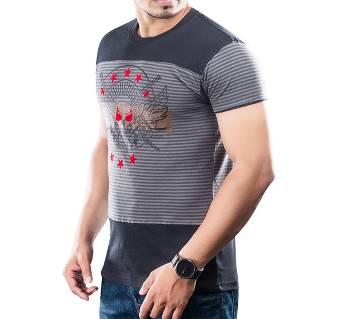 Winner Mens S/S T-Shirt - 43574 - BLACK