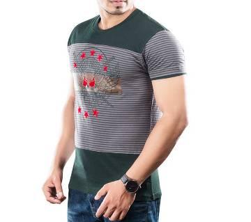 Winner Mens S/S T-Shirt - 43574 - GREEN