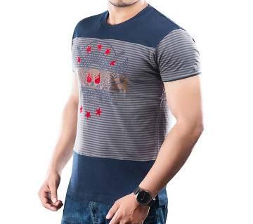 Winner Mens S/S T-Shirt - 43574 - NAVY