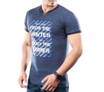 Winner Mens S/S T-Shirt - 43573 - ANTHRA MELANGE