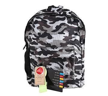 Fortuna Bangladesh Multi-color Fabric Backpack for Men