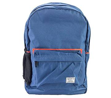 Fortuna Bangladesh Blue Fabric Backpack for Men