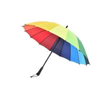 Fashionable Rainbow Umbrella