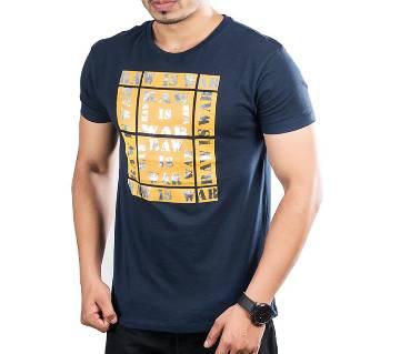 Winner Mens T-shirt - 43585 - NAVY