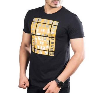 Winner Mens T-shirt - 43585 - BLACK