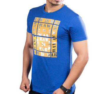 Winner Mens T-shirt - 43585 - BLUE
