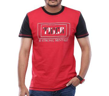 Winner Mens T-shirt - 37934 - RED