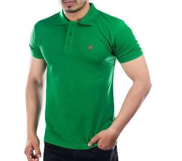 Winner Mens S/S Polo shirt - 43621 - JOLY GREEN