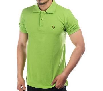 Winner Mens S/S Polo shirt - 43621 - GREENERY