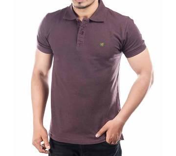 Winner Mens S/S Polo shirt - 43621 - PUCE
