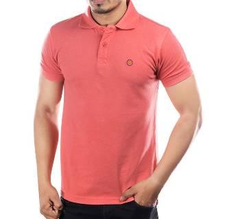 Winner Mens S/S Polo shirt - 43621 - DEEP SEA CORAL