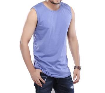 Winner Mens Muscle Tee - 37933 - BLUE