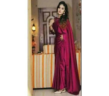 Japanese soft silk sari