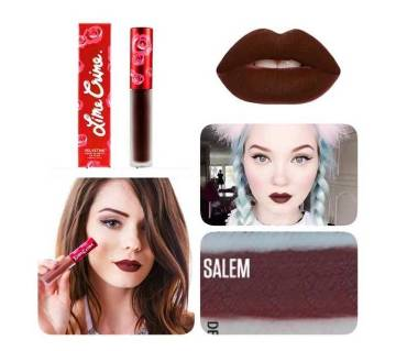 Lime Crime Velvetines Liquid Matte Lipstick -SALEM