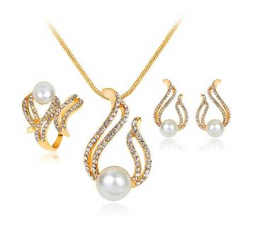Chia Fashion Pearl Wedding Party multipurpose Set (by Pink Point - CHIA62)