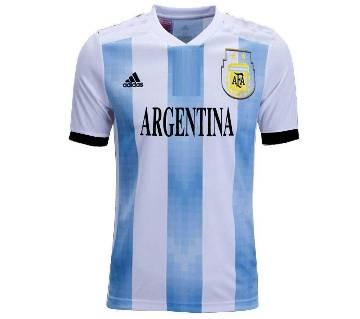 Kids Argentina Short-sleeve Home Jersey 2018 copy