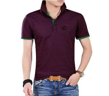 Mens Short Sleeve Polo Shirt
