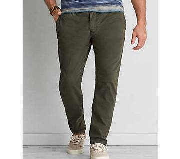 Olive Extreme Flex Chino Pant for Men
