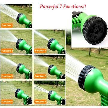 8 Adjustable Garden Hose Sprayer Gun