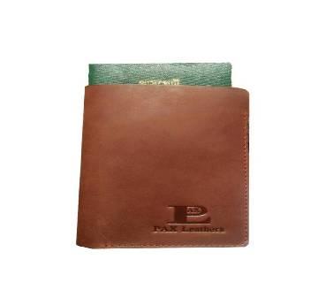 Leather Smart Passport Holder