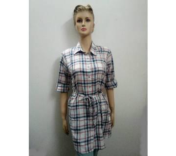 Ladies Multi Color Tunic for Summer - 912