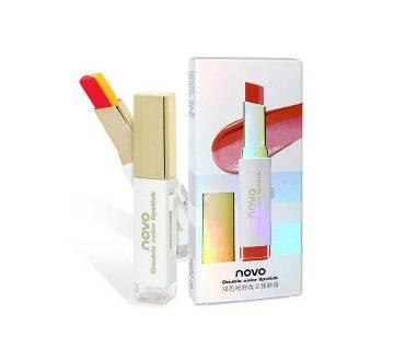 Original NOVO Double Color Lipstick - 06
