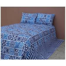 Cotton Double Size Bed Sheet Set