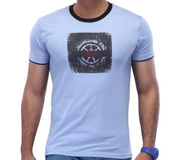 Winner Mens T-shirt - 37936 - ASH B