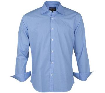 Winner Mens L/S Shirt - 43525 - Blue