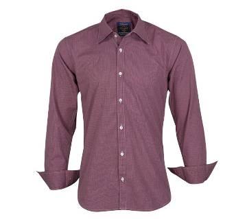 Winner Mens L/S Shirt - 43525 - Red