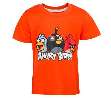 Winner Boys short sleeve T-shirt - 43570 - ORANGE