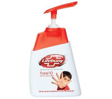 Lifebuoy Total Handwash Pump 200ml (21162221)