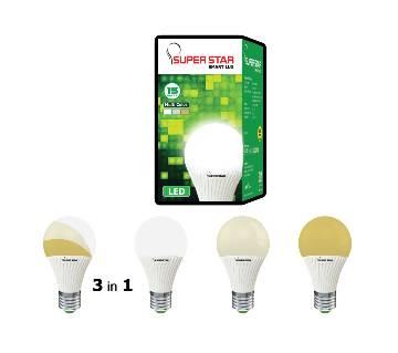 Super Star LED SMART LUX BULB MC 15W DL/NDL/WC B22