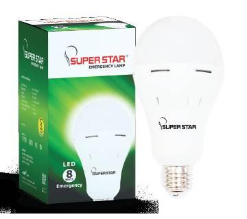Super Star LED SMART LUX BULB 8W Emergency B22