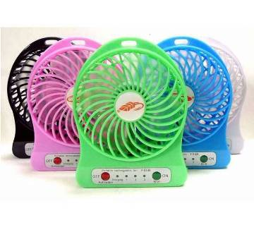 USB mini rechargeable fan (1pc)