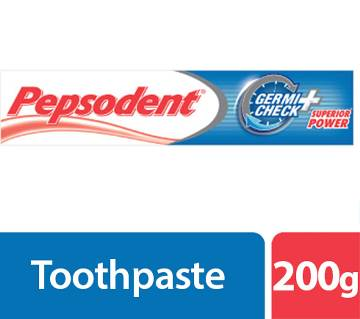 Pepsodent Germicheck Toothpaste 200g (67461505)