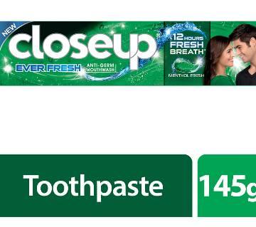 Closeup Menthol Fresh Toothpaste 145g (67385100)