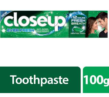 Closeup Menthol Fresh Toothpaste 100g (67461540)