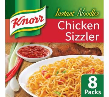 Knorr Chicken Sizzler Noodles - 4 Packs 260g (67036272)