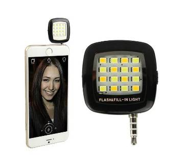 Selfie Flash LED লাইট