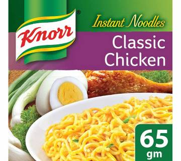 Knorr Classic Chicken Noodles Single Pack 65g (67027450)