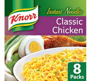 Knorr Classic Chicken Noodles - 4 Packs 260g (67036270)
