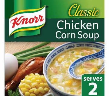 Knorr Classic Chicken Corn Soup - 24g (21128275)