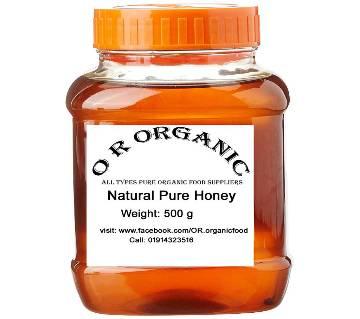 Natural Pure Honey (500 gm)