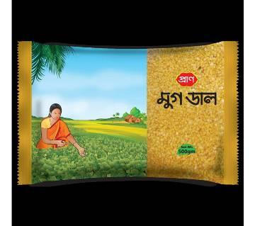 Pran মুগ ডাল (৫০০ গ্রাম) - 32163