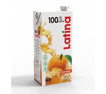 LATINA 100% জুস - Orange (১ লিটার) - 33493
