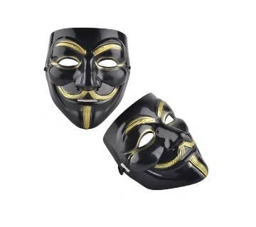 Vendetta Mask-Black